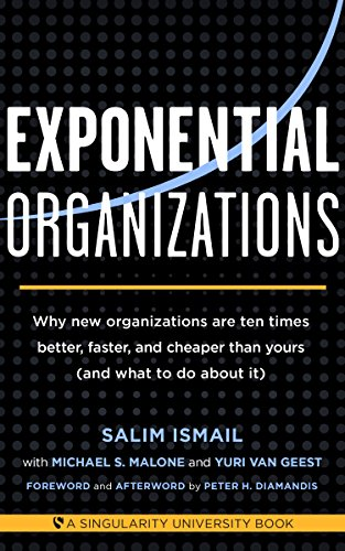 Exponential Organizations Salim Ismail