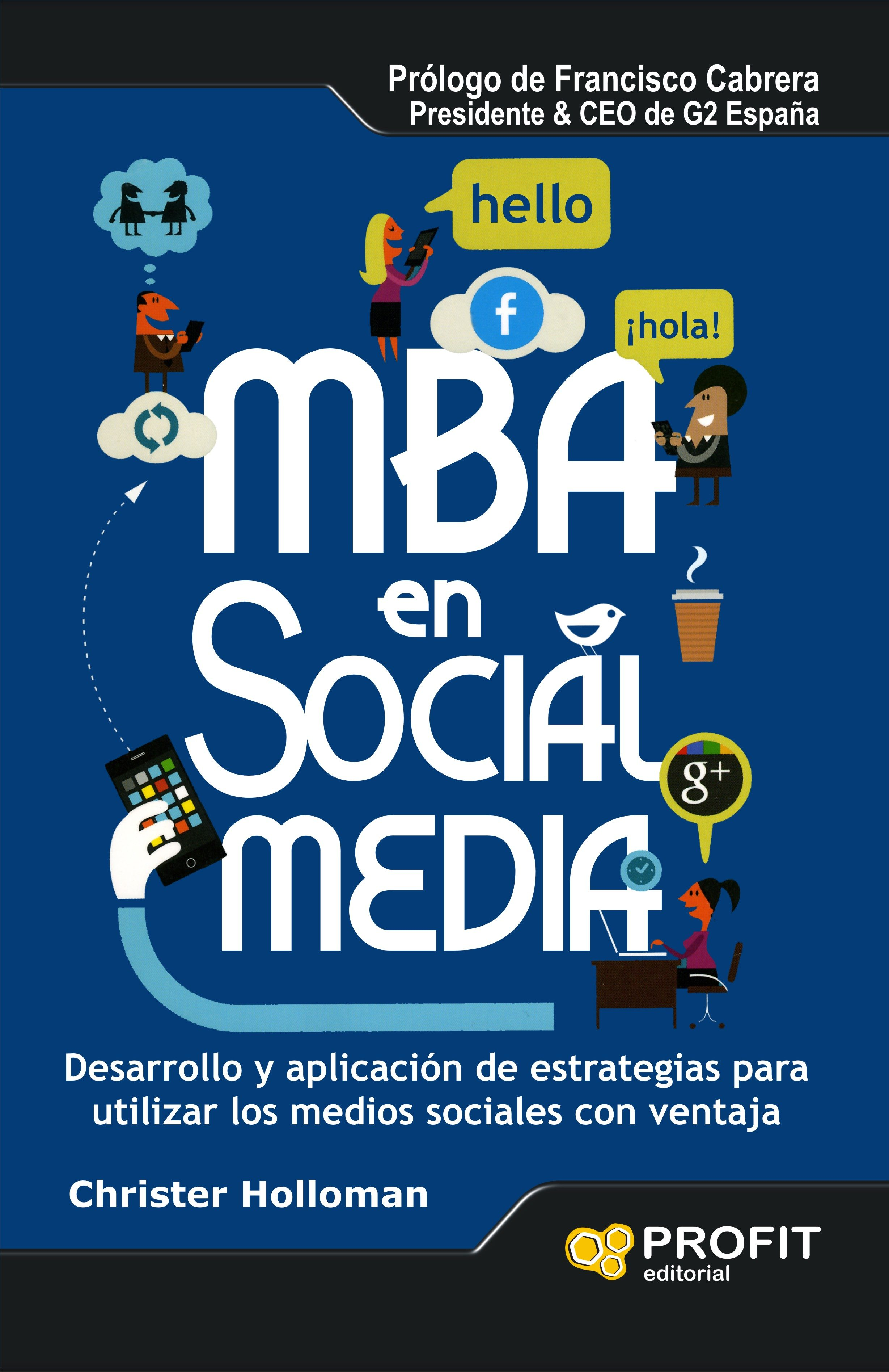 MBA en Social Media Christer Holloman