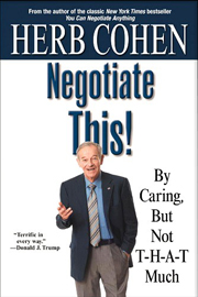 Negotiate This Herb Cohen