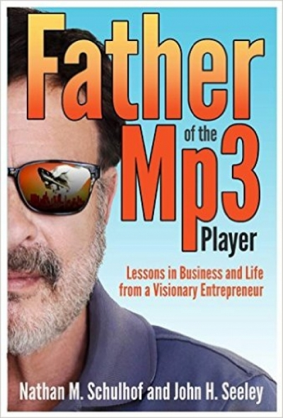 "Smart Speakers interview with Nathan Schulhof, ""The Inventor of The MP3 Player"", about his new book"